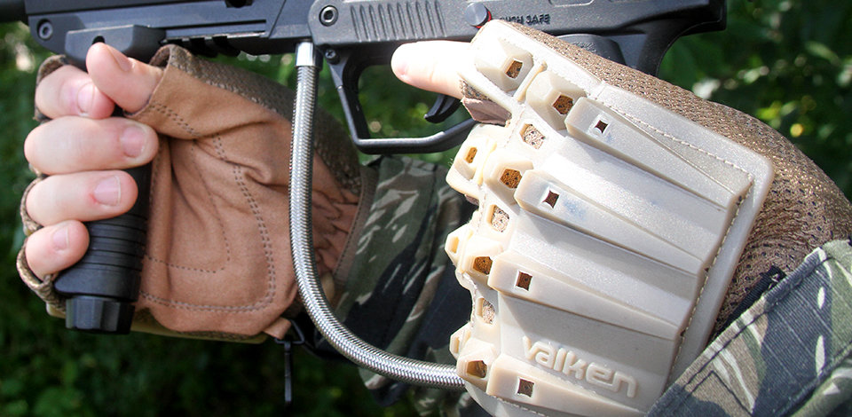 Paintball Glove Buyer's Guide