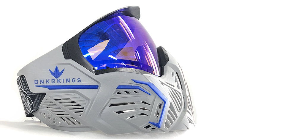 Bunkerkings CMD Paintball Goggle