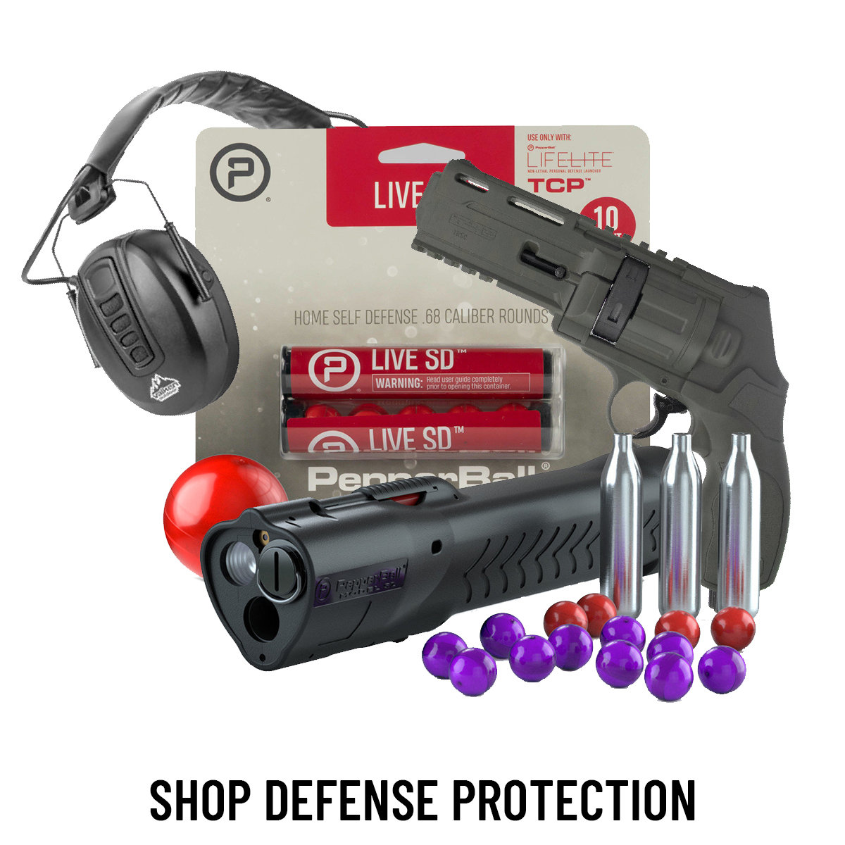 Defense Protection Main Image