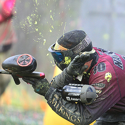 Does paintball hurt?