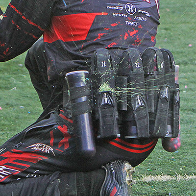 Does Paintball Paint Wash out?