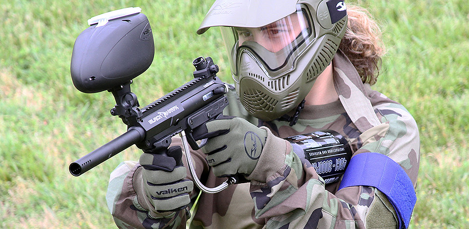 Must-Have Paintball Gear