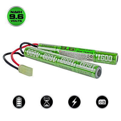Airsoft batteries