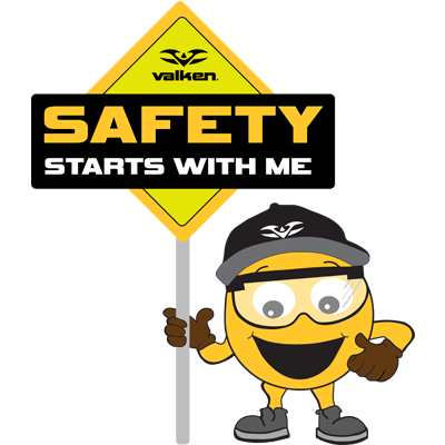 Battery Safety Mascot