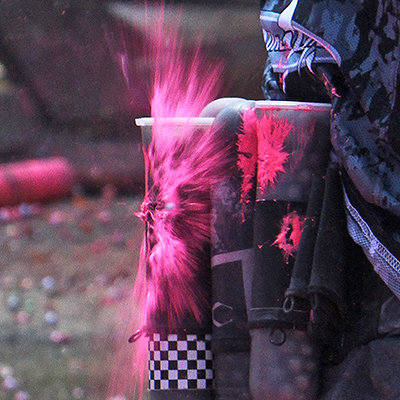 are paintballs safe for the environment?