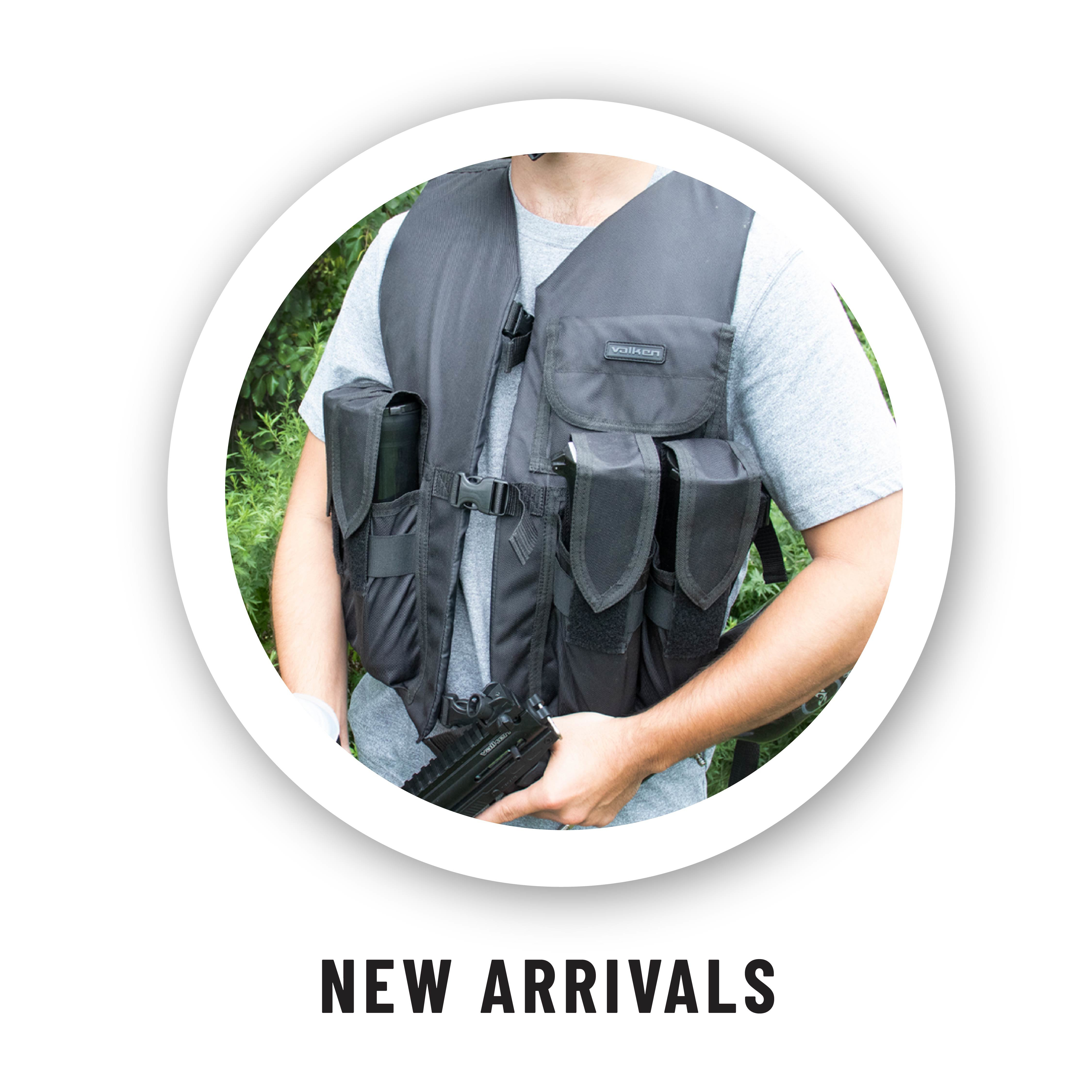 Paintball New Arrivals
