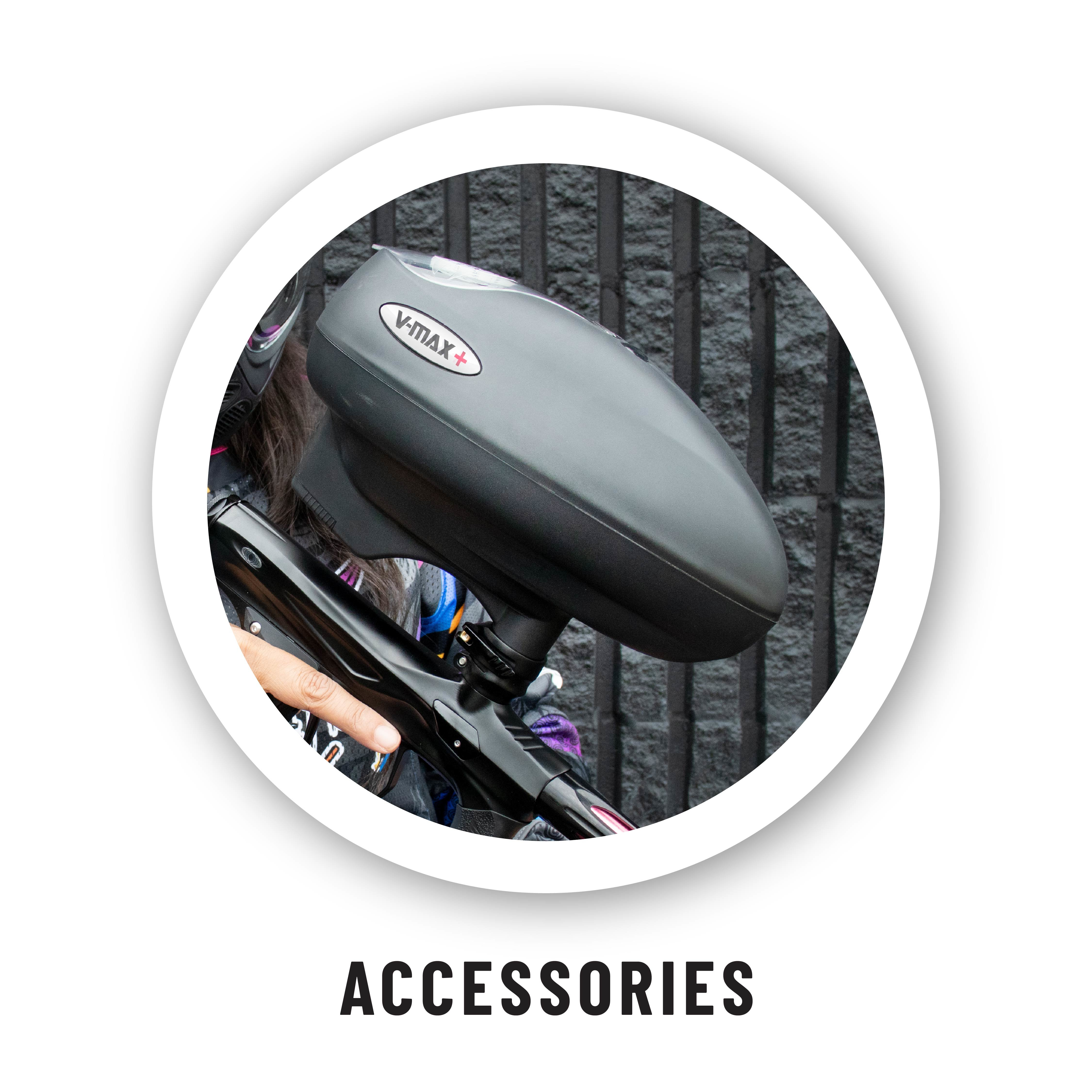Paintball Accessories/Parts