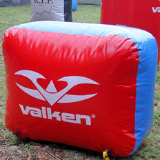 Valken GB Inflatable Small Brick Bunker w/pegs
