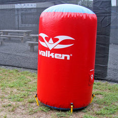 Valken GB Inflatable Small Can Bunker w/pegs