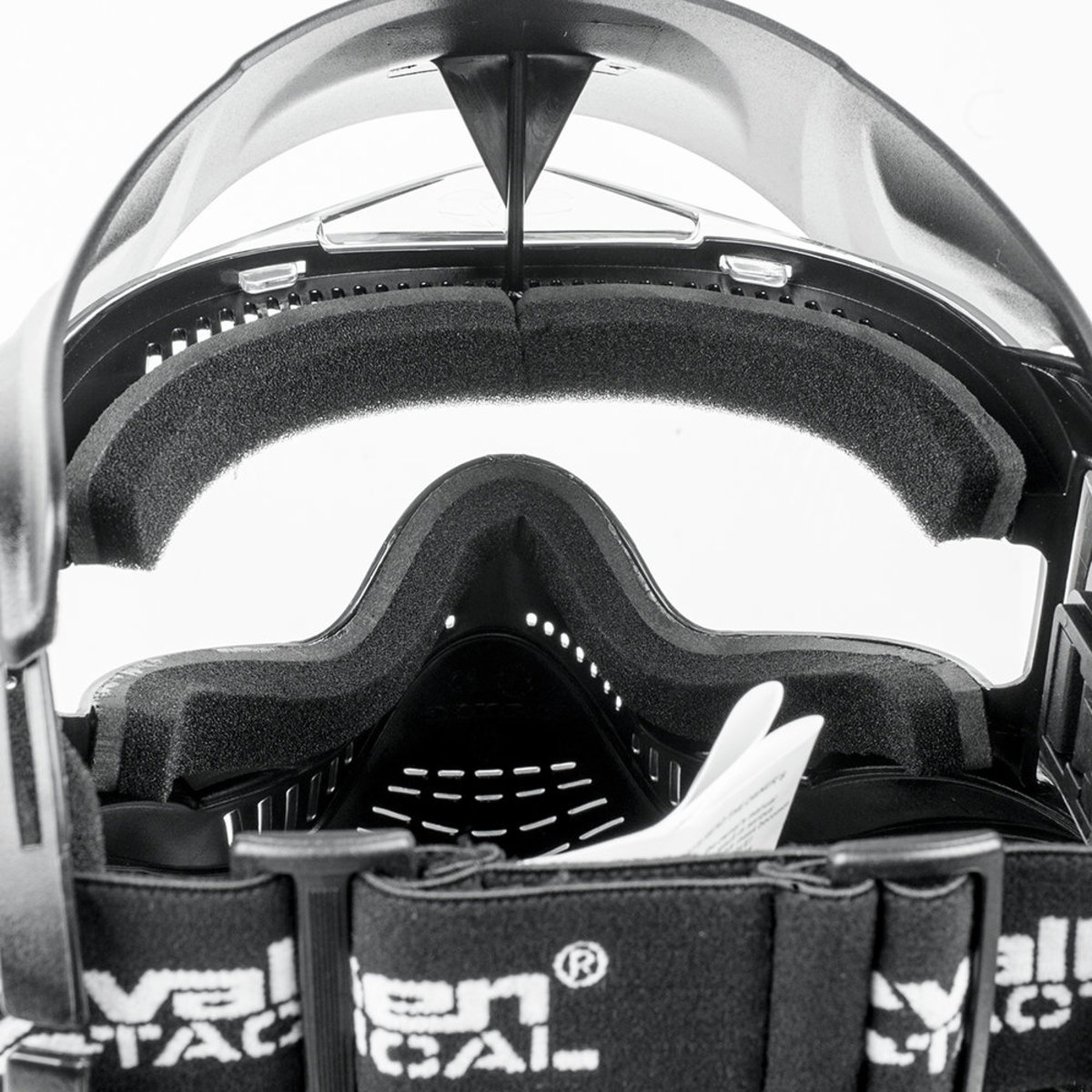 View larger image of Valken MI-5 Single Lens Paintball Goggles
