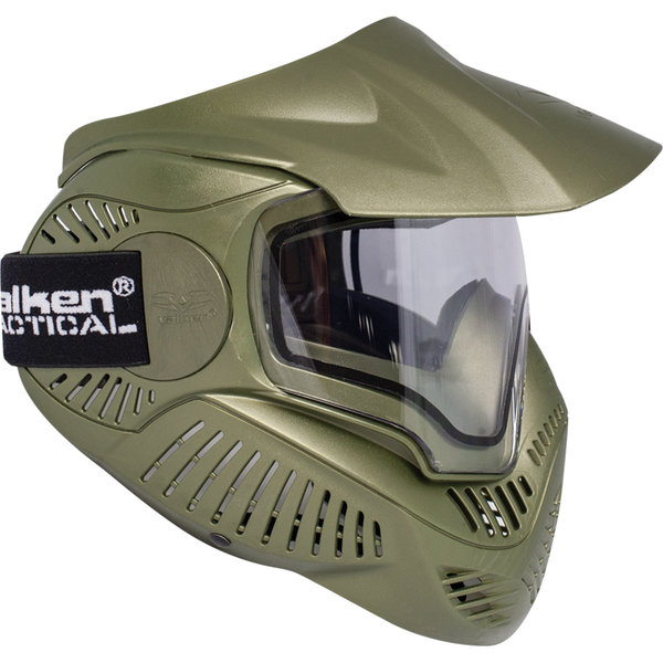 View larger image of Valken MI-7 Thermal Paintball Goggles - Solid Colors