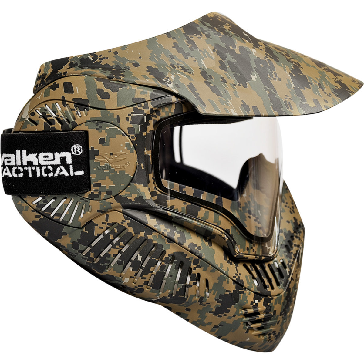View larger image of Valken MI-7 Thermal Paintball Goggles - Camo
