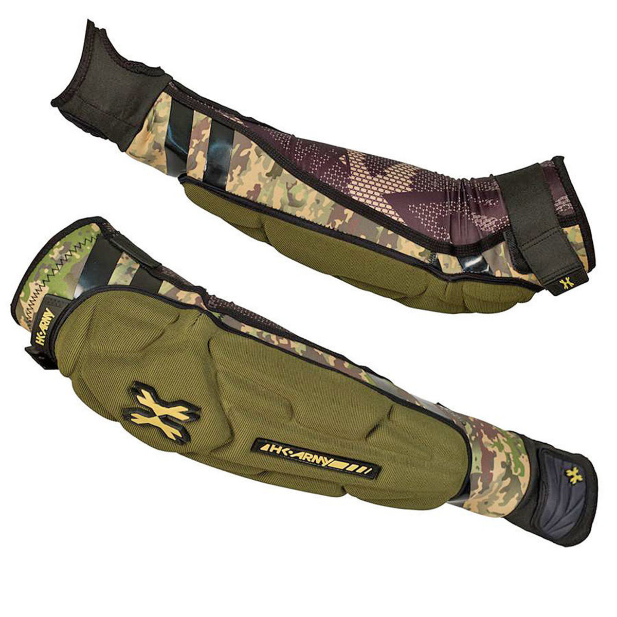 View larger image of HK Army Crash Paintball Arm Pads