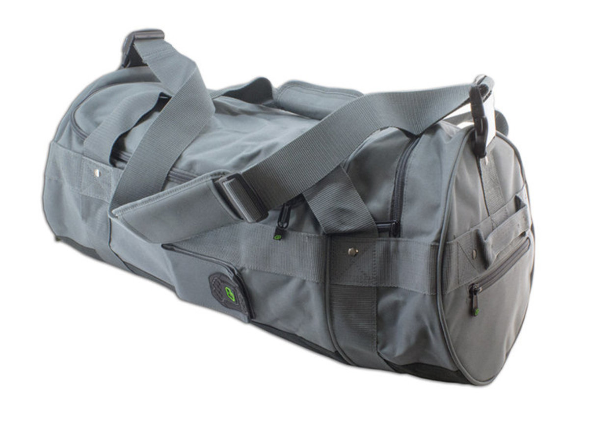 View larger image of Eclipse Holdall Duffel Bag