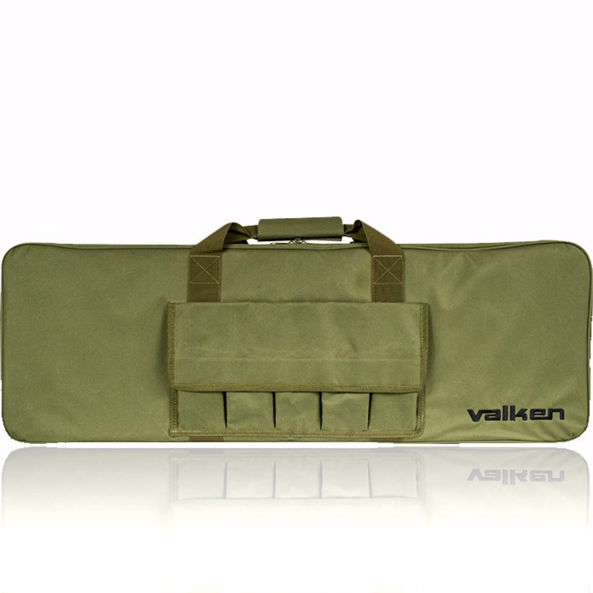 "View larger image of Valken 42"" Single Rifle Gun Bag - Olive"