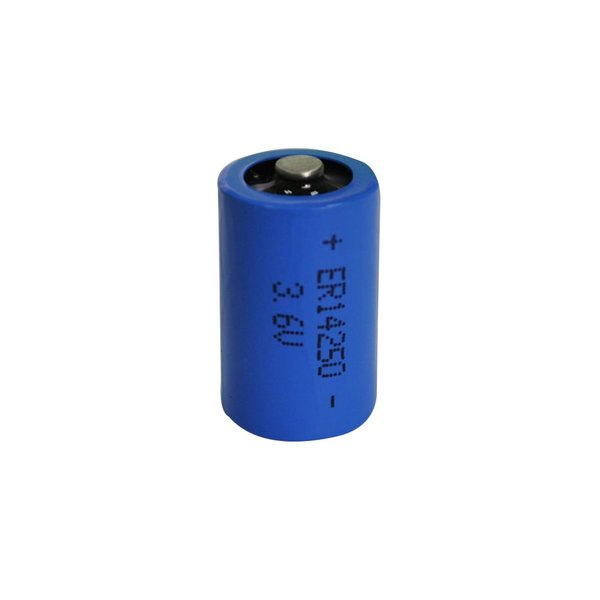 View larger image of Lithium 3.6v 14250 Button Top Cell Battery
