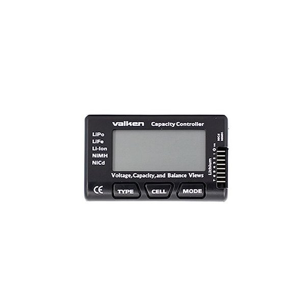 View larger image of Valken Battery Tester and Power Analyzer