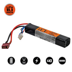 Valken LiPo 11.1V 1000mAh 30C Stick Airsoft Battery (Dean)