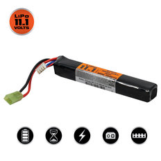 Valken LiPo 11.1v 1200mAh 30C Stick Airsoft Battery (Small Tamiya)