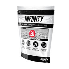 Infinity 0.20g 5,000ct Airsoft BBs (1kg)