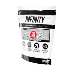 Infinity 0.20g 5,000ct Biodegradable Airsoft BBs (1kg)