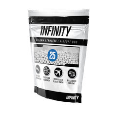 Infinity 0.25g 4,000ct Airsoft BBs (1kg)