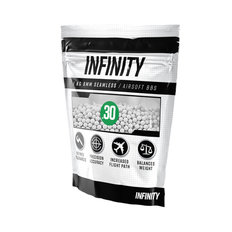 Infinity 0.30g 3,300ct Airsoft BBs (1kg)
