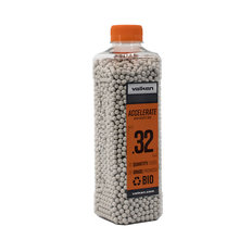 Valken Accelerate ProMatch 0.32g 5,000ct Biodegradable Airsoft BBs