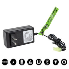 Valken 8.4v-12v NiMh Fast Smart Charger (USA)