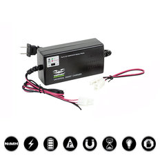 Valken 6V-12V NiMh Smart Charger (USA)