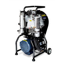 Alkin W31 4.9cfm-220V/60Hz-1 Phase Compressor w/Options