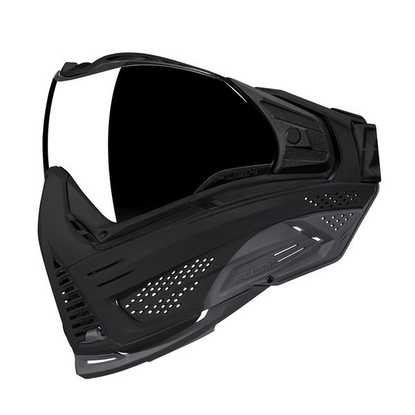 View larger image of Push Soft Ear Chin Extension Goggle Accessory - Black