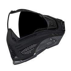 Push Soft Ear Chin Extension Goggle Accessory - Black