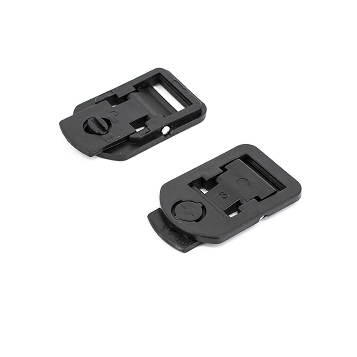 View larger image of Valken Profit Replacement Strap Clips - 1 Pair