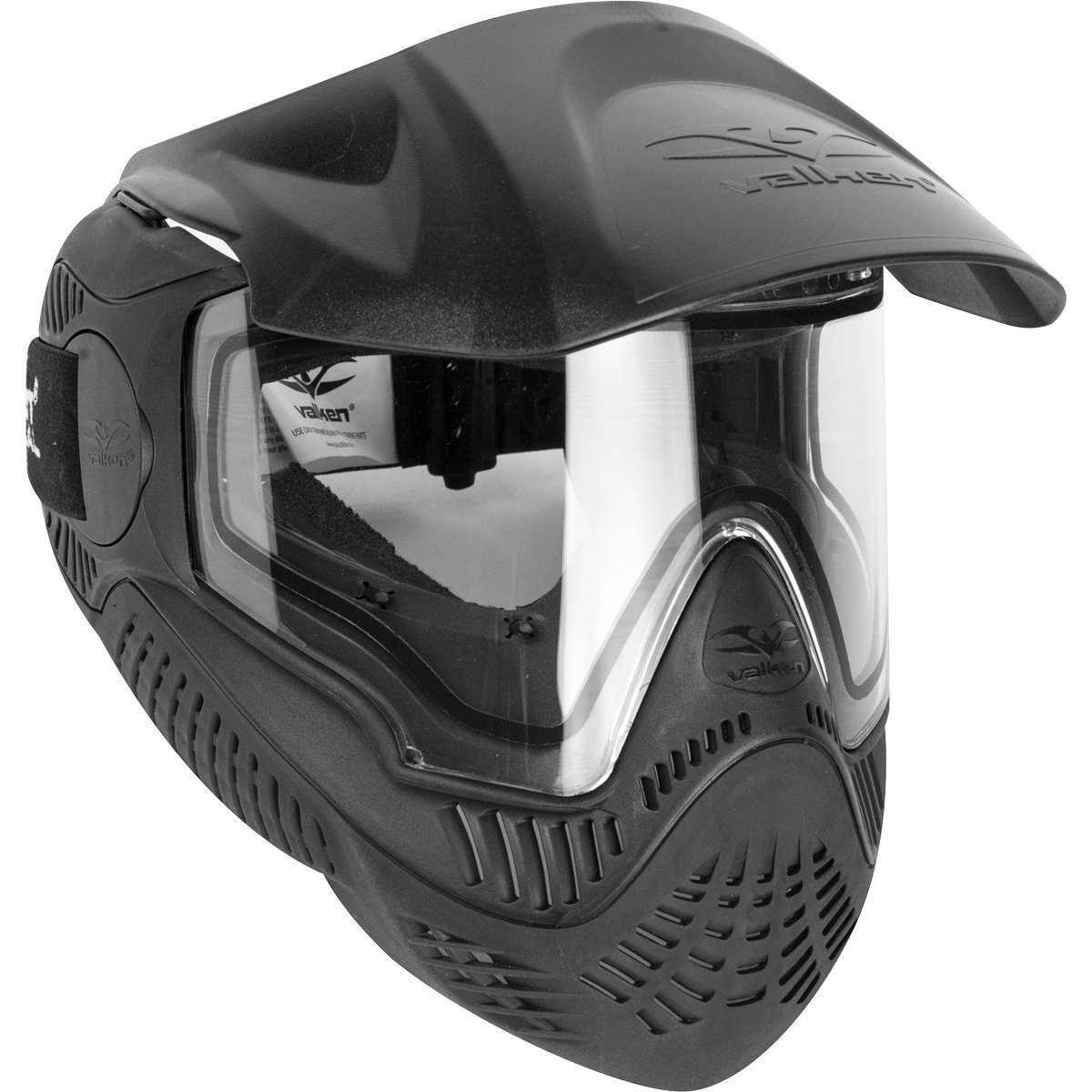 View larger image of Valken MI-9 Snap Click Paintball Goggle