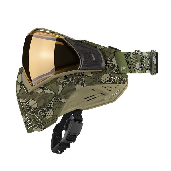 View larger image of Push Sandana Paintball Goggles