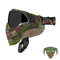Push Camo Paintball Goggles