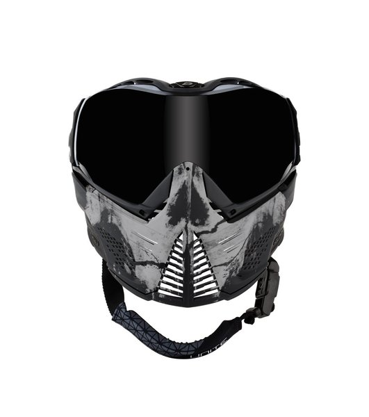View larger image of Push Skull Paintball Goggles