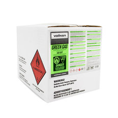 Valken 8oz Green Gas - 10 cases of 12 (120)