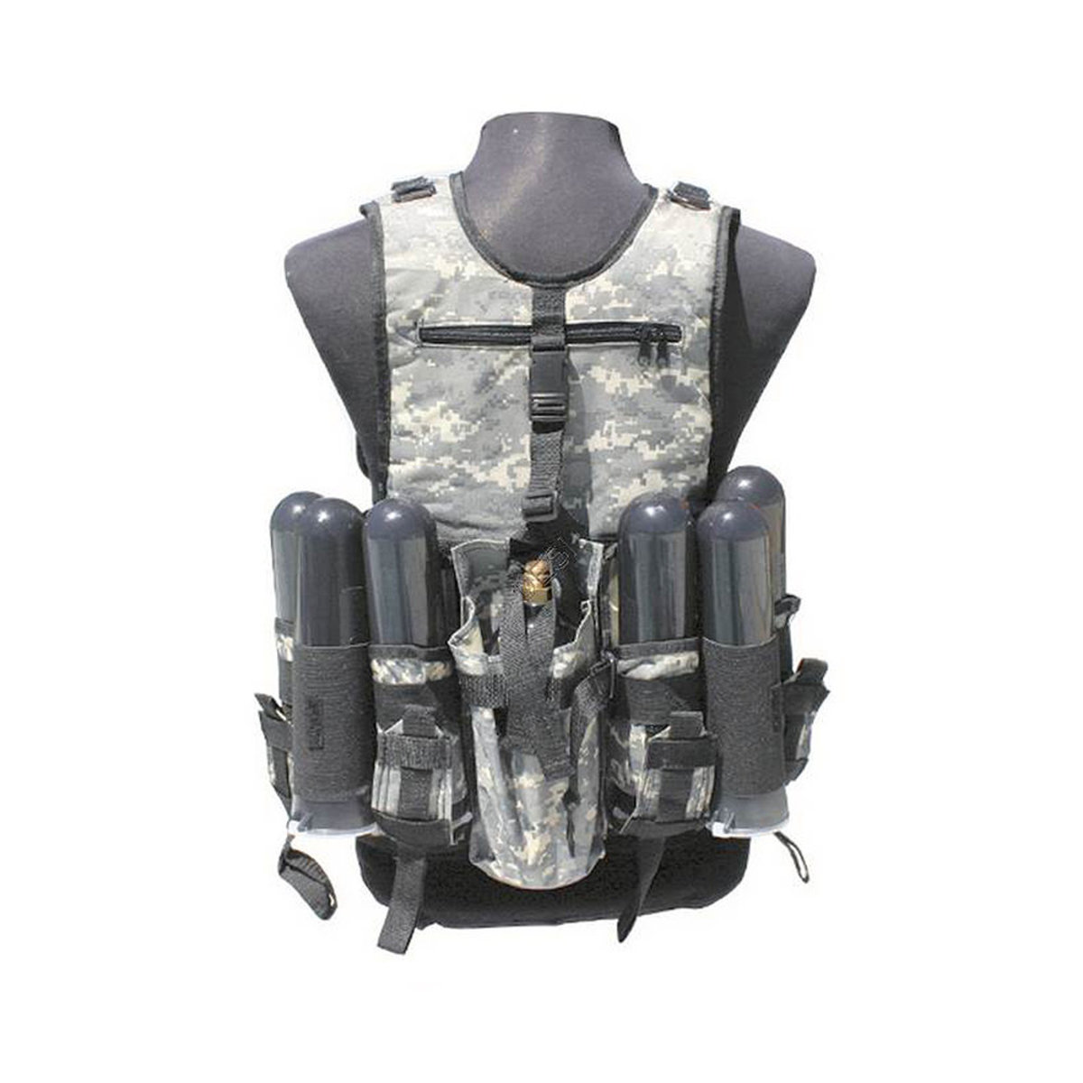 View larger image of GXG Tactical G-26 Paintball Vest
