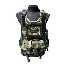 GXG Tactical G-26 Paintball Vest