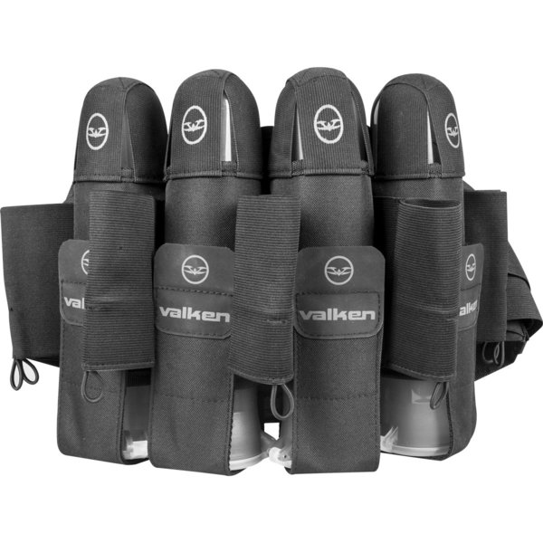 View larger image of Valken Agility Paintball Pod Pack 4+7 - Black