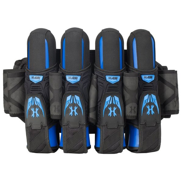 View larger image of HKA Magtek 4+3+4 Paintball Harness