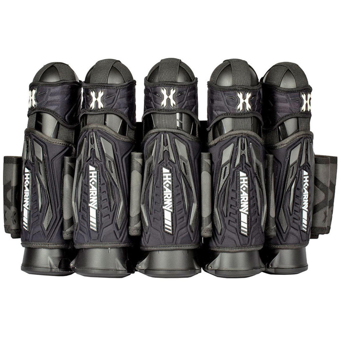 View larger image of HK Army Zero-G 2.0 Paintball Harness - 5+4 pods
