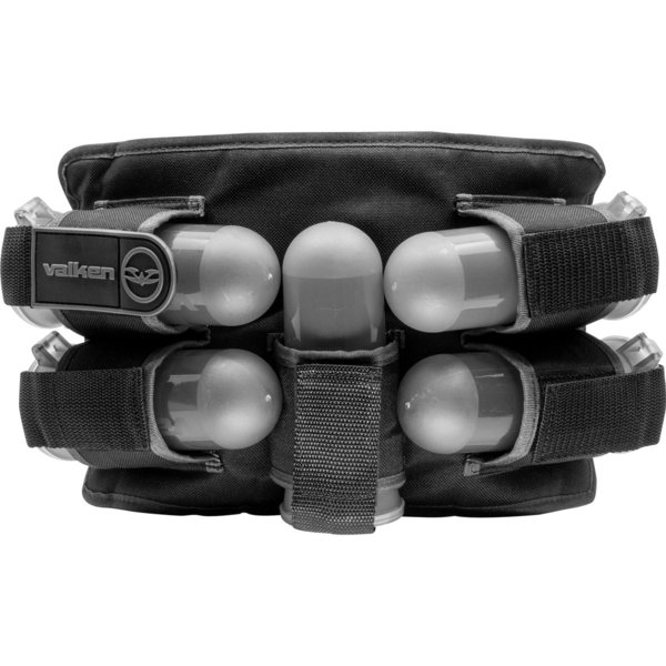 View larger image of Valken Alpha 50 Caliber Paintball Harness - 5 pack