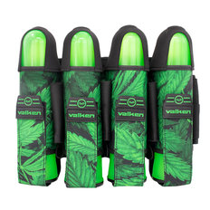 Valken Fate GFX 4+3 Paintball Harness - Plants Green