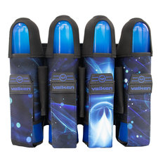 Valken Fate GFX 4+3 Paintball Harness - Plasma Blue
