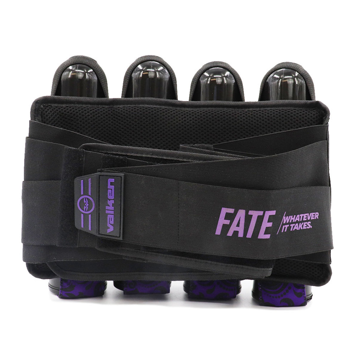 View larger image of Valken Fate GFX 4+3 Paintball Harness - Royal Purple