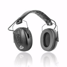 Valken Ear Shieldz Full Cover Electronic Stereo Earmuffs