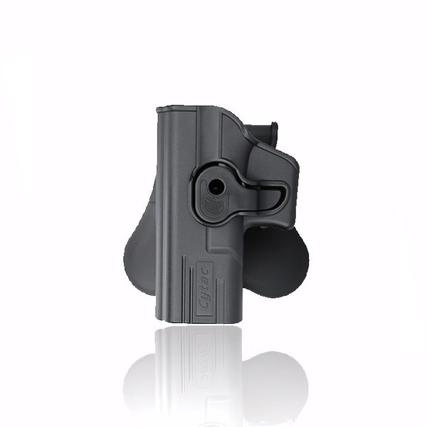 View larger image of Cytac OWB LH Holster - Fits Glock 19, 23, 32 (Gen 1, 2, 3, 4)